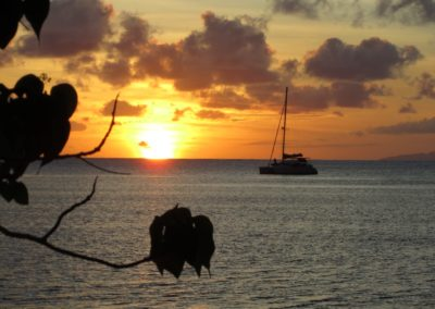 catamaran sunset2